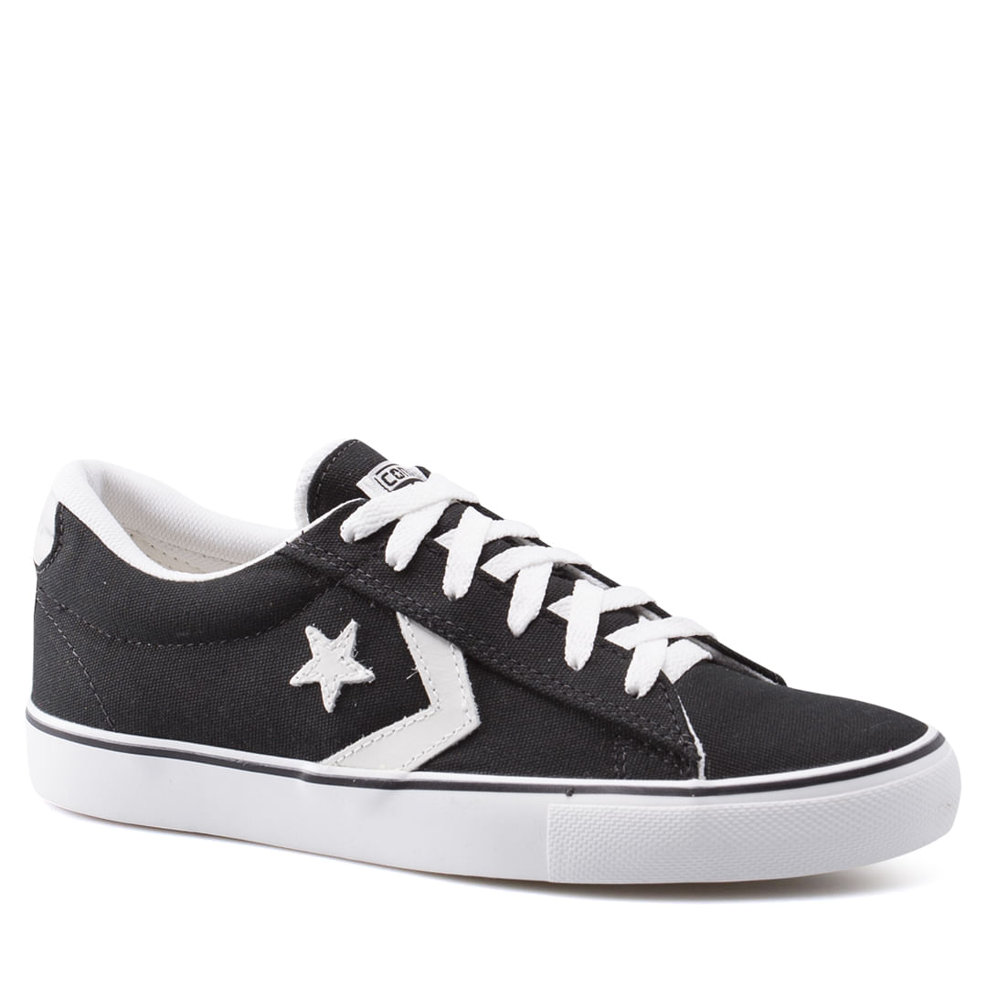 Tenis Casual All Star Co266 Preto 40
