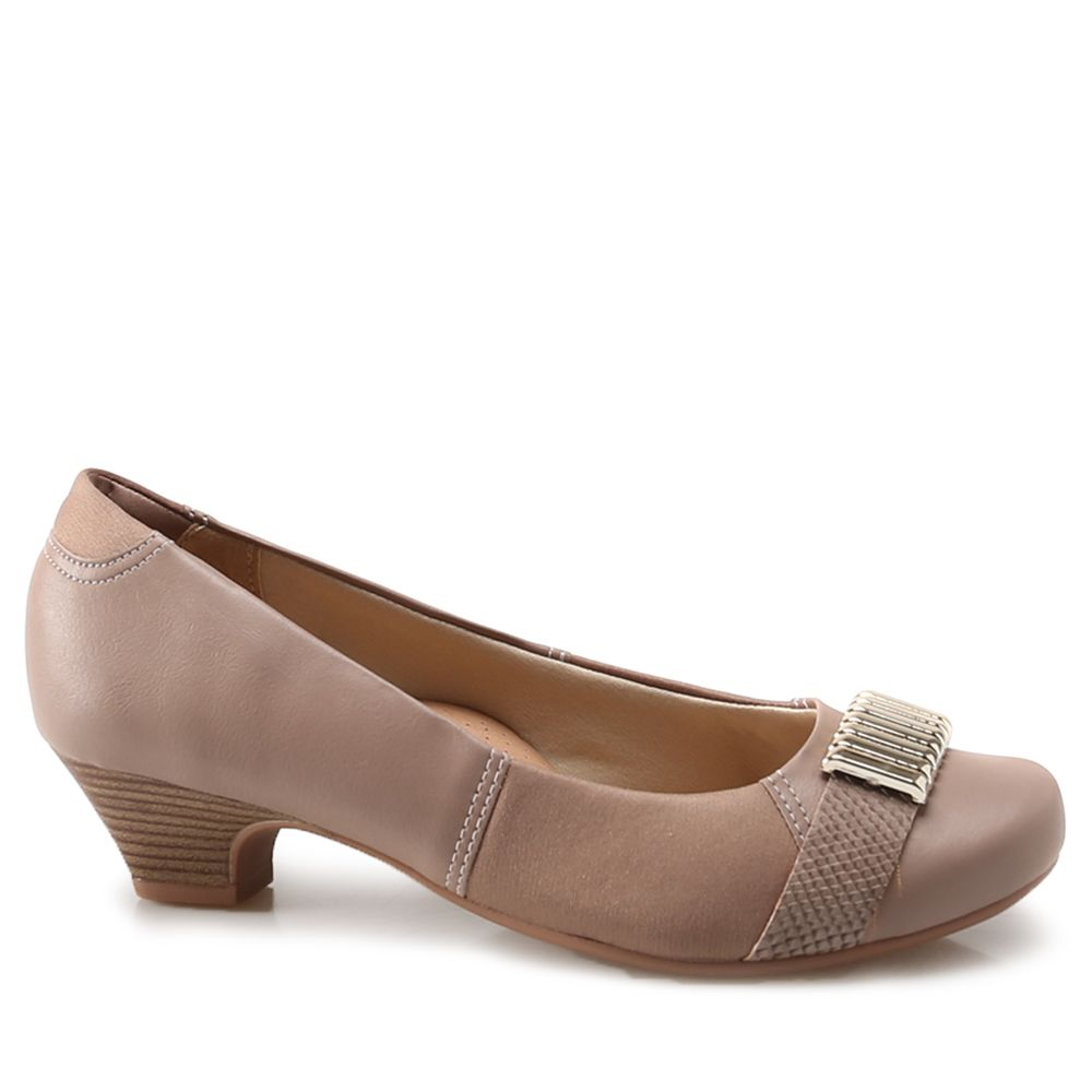 1d31a3715b Sapato Campesi L5450 L5451 Taupe Taupe Taupe - rensz