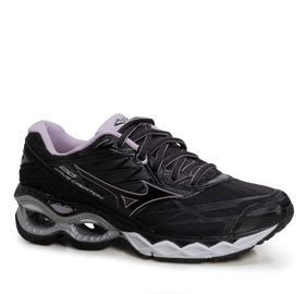 8dd664d3f5ef2 Tênis Performance Mizuno Wave Creation 20 Preto